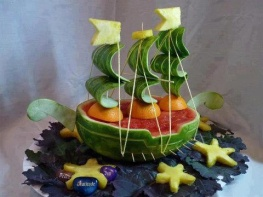 fruit ship